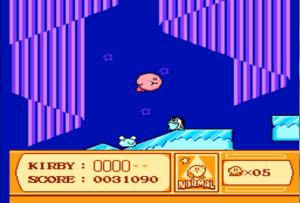 kirby adventure volare